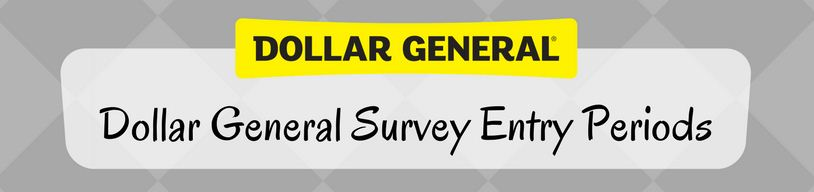 dollar general feedback survey guide