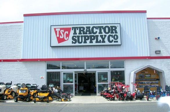 tractor supply survey steps