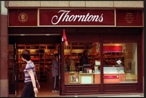 thorntons.co.uk customer services