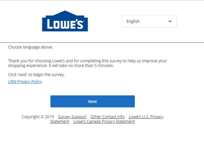 Lowes.com : Lowe's Feedback
