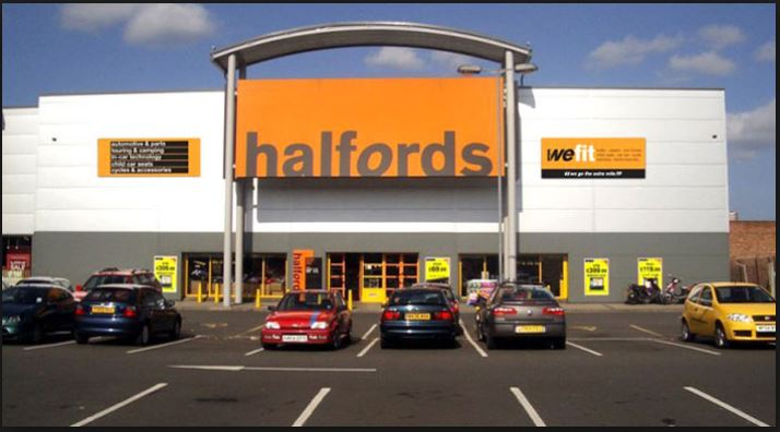halfords customer complaints