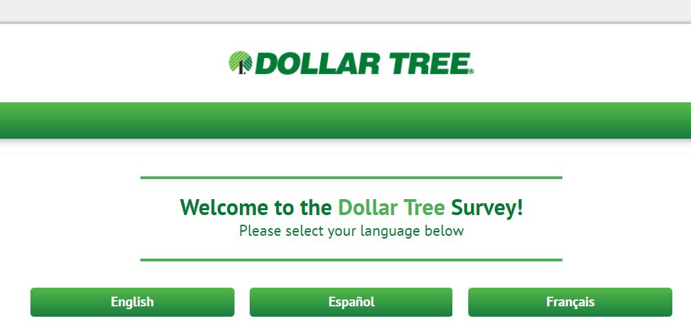 DOLLAR TREE SURVEY 🤑🤑www.dollartreefeedback.com