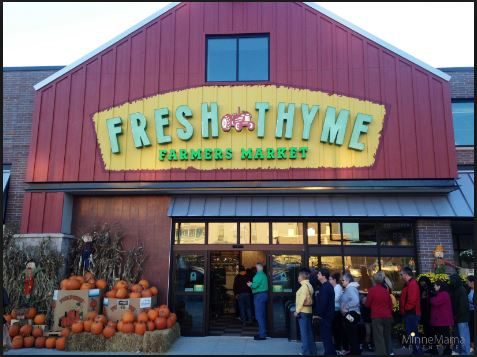 Survey | Fresh Thyme Farmer's Market