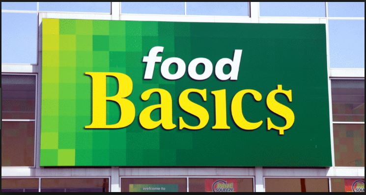 FoodBasics Survey