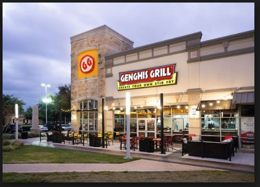 Genghis Grill Guest Satisfaction Survey -