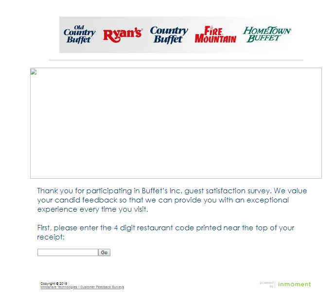 Customer Satisfaction Survey - Golden Corral