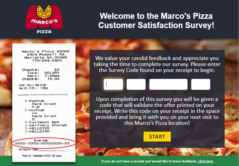 Marcos Pizza